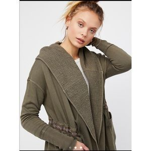 Free people studio city cardi